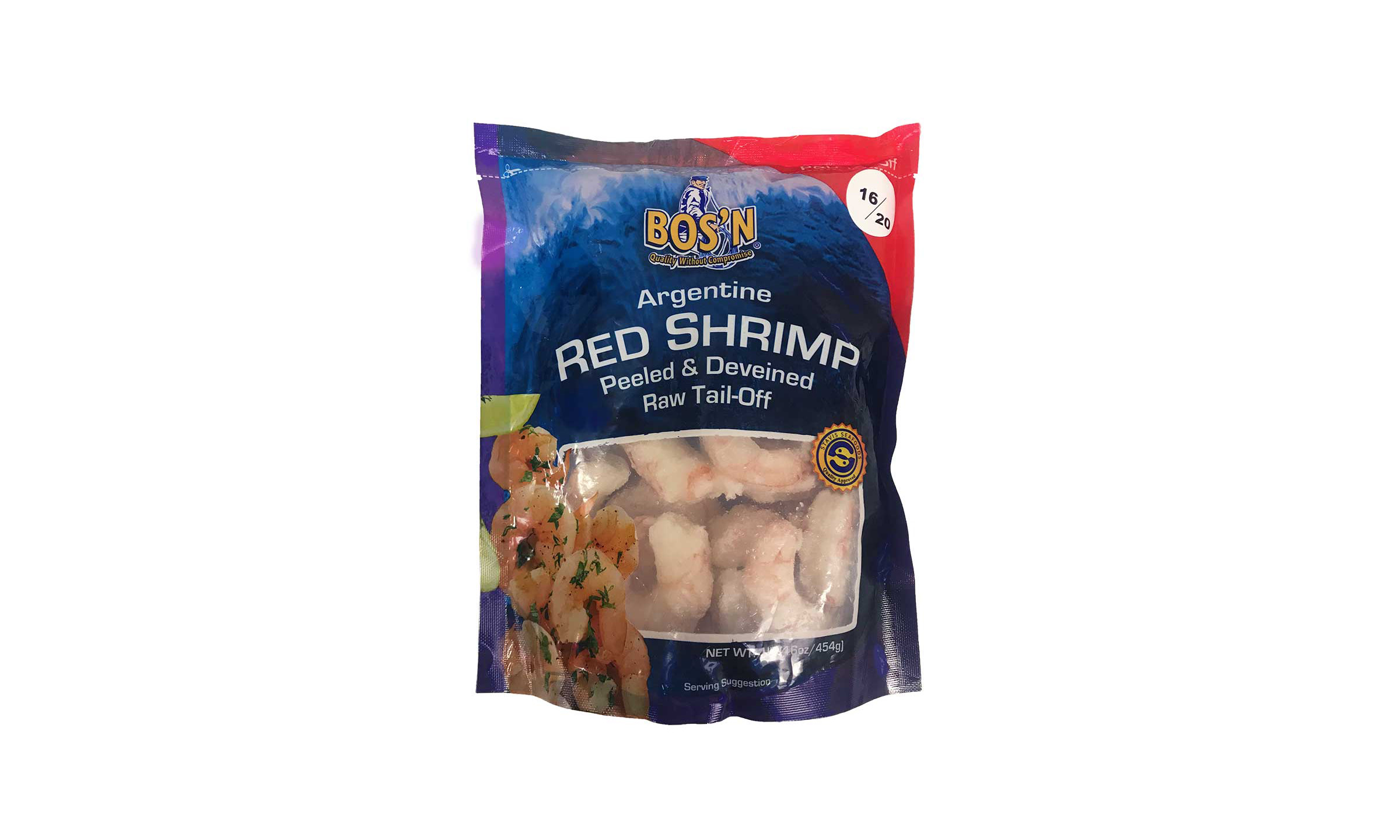 Stavis Seafood Includes Argentine Red Shrimp In Bos N Line