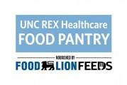 UNC REX Healthcare Opens Food Pantry In Partnership With Food Lion