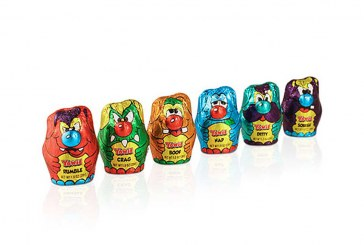Yowie Chocolate Collectible Candy Benefits Wildlife