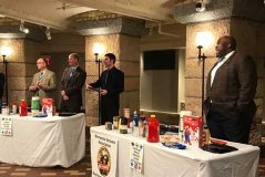 Senate Majority Leader Paul Gazelka and Assistant Senate Minority Leader Jeff Hayden are set to bag.