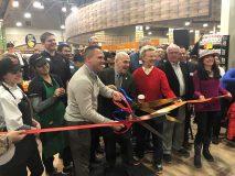 Market Street Grand Opening, Santa Fe, New Mexico, Jan. 11, 2019