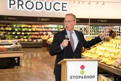 President Mark McGowan discusses Stop & Shop's new look.