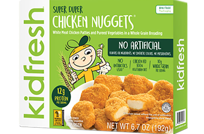 Kidfresh Expanding In Whole Foods, Publix, Other Retailers