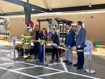Central Market Curbside Ribbon Cutting, Plano, Texas, Feb. 23, 2019