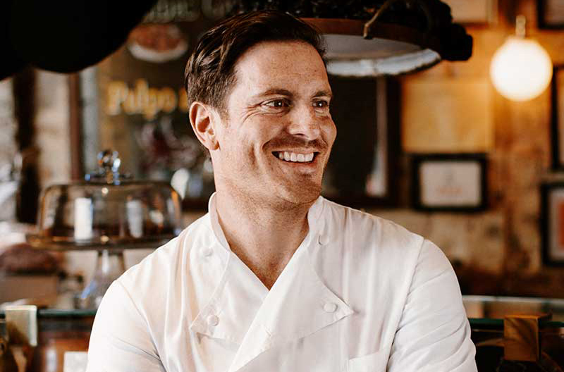 Celebrity Chef Seamus Mullen To Speak At Viva Fresh Expo
