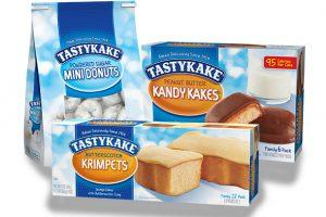 Tastykake is a Flowers Foods brand.
