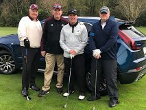 Lewis Food Town Special Olympics Golf Benefit, Kingwood, Texas, March 18, 2019