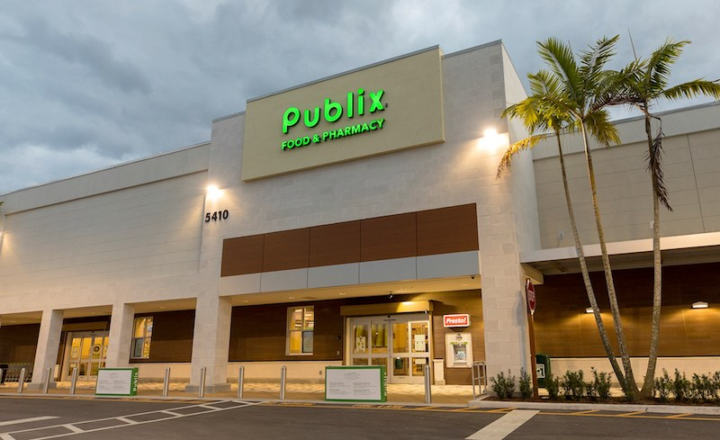 Publix's 2018 Sales Top $36 Billion, Comp Sales Up More Than