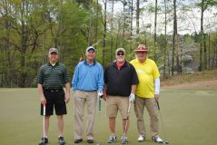 Alabama Grocers Education Foundation Annual Spring Golf Outing, Inverness Country Club, Birmingham, April 4, 2019