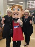 Tom Thumb Grand Opening, The Union, Uptown Dallas, Texas, April 5, 2019