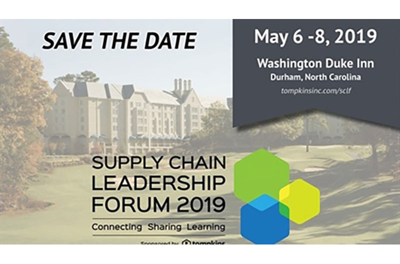 Speakers, Events Set For Tompkins International Supply Chain