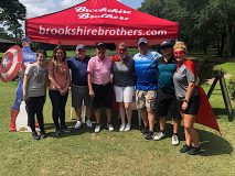 Brookshire Brothers Golf Benefit, Crown Country Club, Lufkin, Texas, May 20, 2019