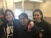 Pine Ridge Indian Reservation Buche Foods Remodel and Opening, Volume 2, April 2019