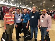 Oklahoma Super Trade Show, State Fair Grounds Pavilion, Oklahoma City, May 1, 2019