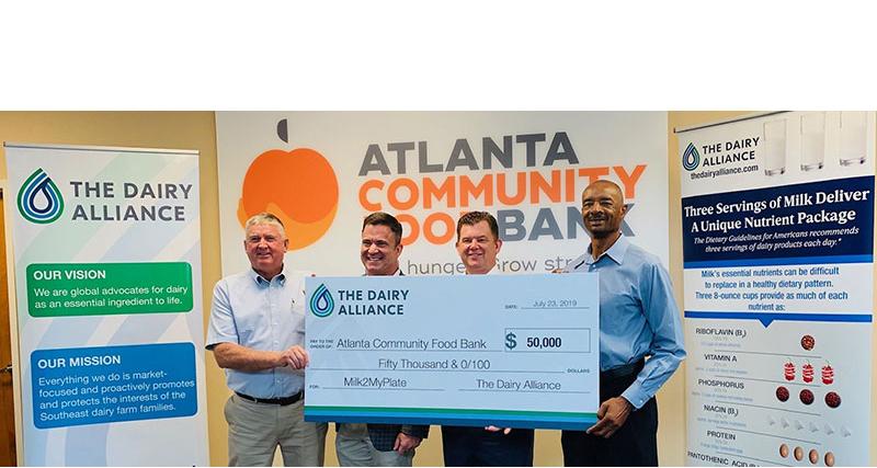 Atlanta Community Food Bank's New Partnership Helps Close