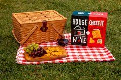 House Wine & Cheez-It picnic