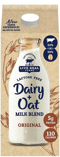 Dairy Plus Oat Original