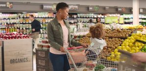 TV campaign, Giant Foods
