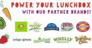 Power Your Lunchbox sponsors