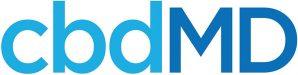 cbdMD logo partnership