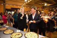 Martha Stewart On Hand For Stew Leonard's New Jersey Opening