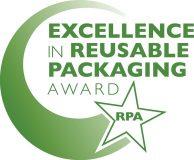 Excellence in Reusable Packaging Award logo